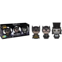 Funko Dorbz Batman Le Défi pack  Batman, Catwoman, Penguin SDCC 2016 Exclusive 8 cm