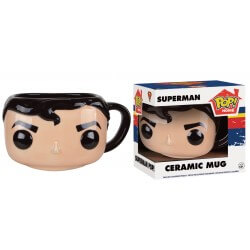 Mug Pop Homeware - DC Comics - SUPERMAN