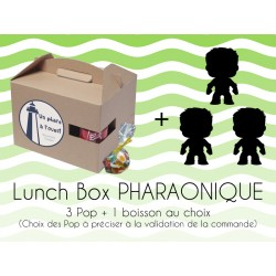 Lunch Box PHARAONIQUE