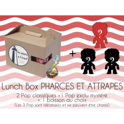 Lunch Box PHARCES & ATTRAPES