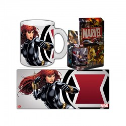 Mug 320ml - Marvel Comics - Avengers - BLACK WIDOW