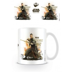 Mug Star Wars 320ml ROGUE ONE - CHIRRUT IMWE PROFIL