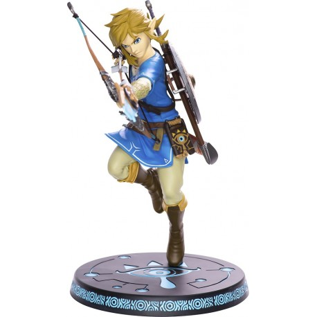 THE LEGEND OF ZELDA - Breath of the Wild - LINK - pvc Statue 25cm