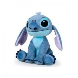 Peluche Disney STITCH assis - 30cm