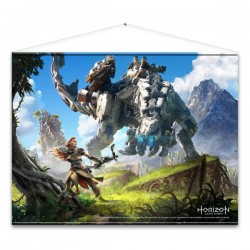 Wallscroll HORIZON ZERO DAWN Cover Art 100x77cm