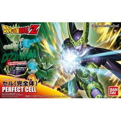 Maquette Bandaï DBZ Perfect Cell - figure-rise 15cm