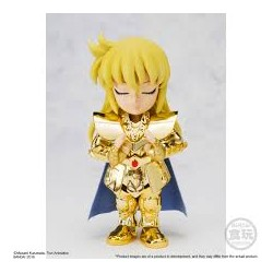 Figurine MYTH CLOTH SHOKUGAN - Virgo - Chevaliers du Zodiaque - Bandai - 9cm