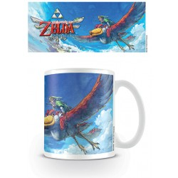 Mug Legend of Zelda Skyward Sword - Link on Loftwing - 320ml