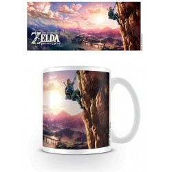 Mug Legend of Zelda BREATH OF THE WILD - The Climb - 320ml