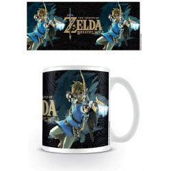Mug Legend of Zelda BREATH OF THE WILD - Game Cover - 320ml