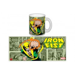 Mug Marvel Comics IRON FIST