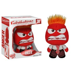Peluche Fabrikations Disney Vice Versa ANGER