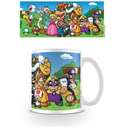 Mug 310ml - Nintendo - SUPER MARION GROUP
