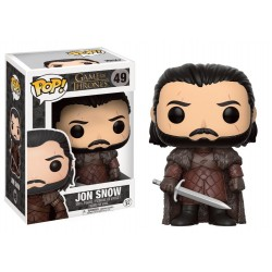 Funko Pop Game of Thrones 8 - JON SNOW KING IN THE NORTH