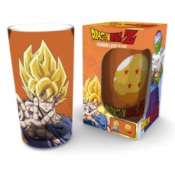 Verre DBZ Premium Dragon Ball Z wrap  0,5 Li