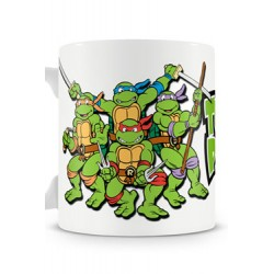 Mug TORTUES NINJAS - TURTLE POWER