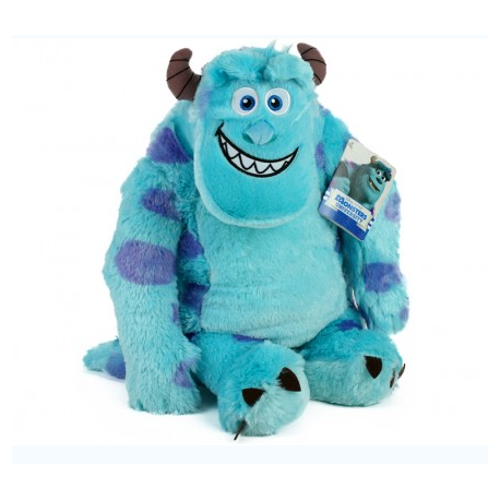 Peluche Monster Inc. - Monstres et Compagnie - SULLY - 50cm