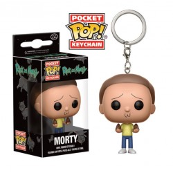 Porte-clé Keychain - Rick and Morty - MORTY