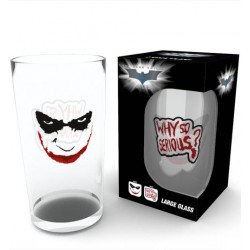 Verre Batman Dark Knight JOKER