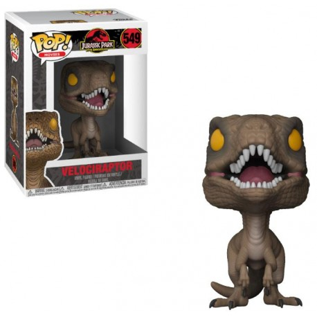 Funko Pop Movie - JURASSIC PARK - Velociraptor - Prix préco