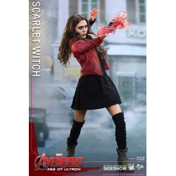 Statue PVC Avengers - Age of Ultron - Scarlet Witch - HOT TOYS