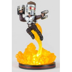 Figurine QFIG Marvel Comics - Lights Up - Star-Lord - 16cm