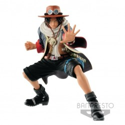 Figurine One Piece - Ace Portgas - King of Artist III - 20cm - BAN80356