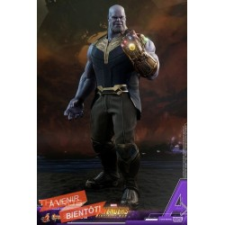 Statue Marvel: Avengers Infinity War - Thanos 1:6 Scale Hot Toys - Prix préco