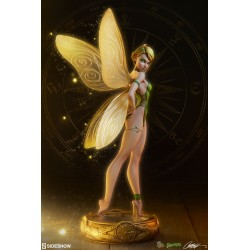 Statue  Fée Clochette - Tinkerbell - FAIRYTALE FANTASIES - 30cm - Sideshow