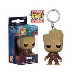 Porte-clé Pop Marvel Gardiens Galaxie vol.2 - Groot