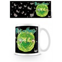 Mug Rick & Morty - Floating Cat Dimension - 320ml