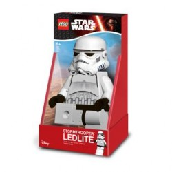 Lampe LED - Lego : Star Wars - Stormtrooper Torch with batteries - 20cm