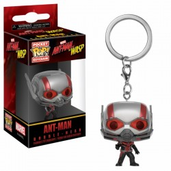 Funko Pop Porte-clé KeychainMarvel - Ant-man & the Wasp - Ant-man