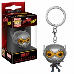 Funko Pop Porte-clé KeychainMarvel - Ant-man & the Wasp - the wasp