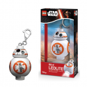 Porte-clé LED - Lego : Star Wars - BB-8 Key Light with batteries - 8cm