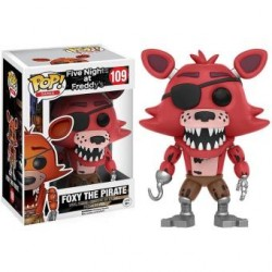 Funko Pop Games - Five Nights at Freddys - Foxy the pirate