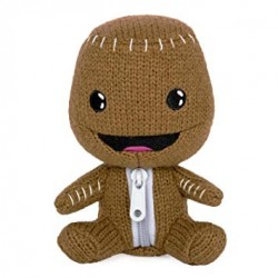 Peluche Stubbins - Little Big Planet - Sackboy - 15cm