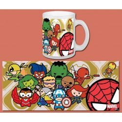 Mug Marvel Comics GROUP 1 Kawaii