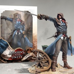 Statue PVC Assassin's Creed Unity - Arno - Ubisoft - 24cm