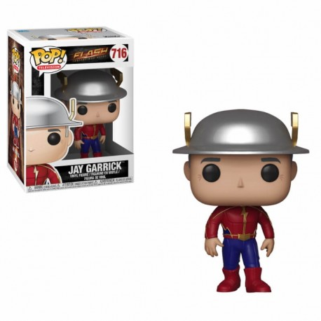 Funko Pop Dc Comics - Flash TV - Jay Garrick