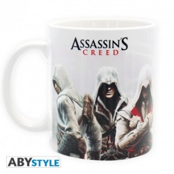"Mug ASSASSIN'S CREED - 320 ml - ""Groupe"""