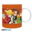 Mug THE SEVEN DEADLY SINS - 320 ml - Sins