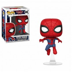 Funko Pop Marvel Animated Spider-man - Peter Parker in suit