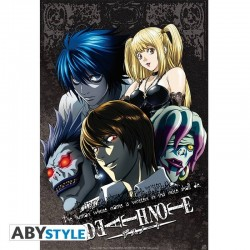 Poster Death Note Groupe 52x38