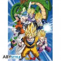 "Poster Dragon Ball ""Cell Saga"" 52x38"