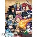 """Poster Fairy Tail """"Guilde"""" 52x38"""