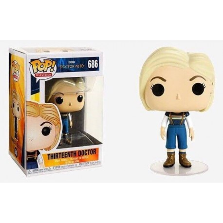 Funko Pop Doctor Who - 13th Doctor