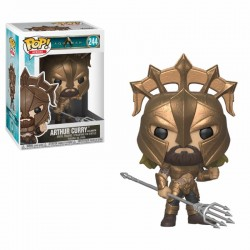 Funko Pop DC Comics - Aquaman - Arthur Curry as Gladiator