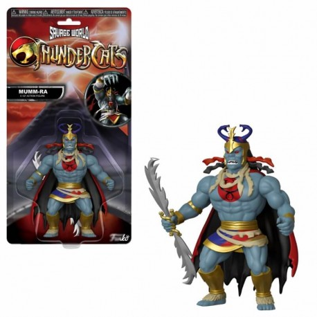 Figurine Thundercats - Savage World - Mumm-Ra - 15cm
