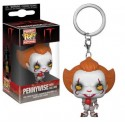 Porte-clé Horror - It - Pennywise with balloon